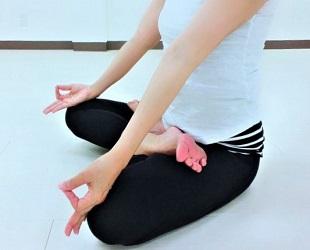 Yoga ヨガのイメージ